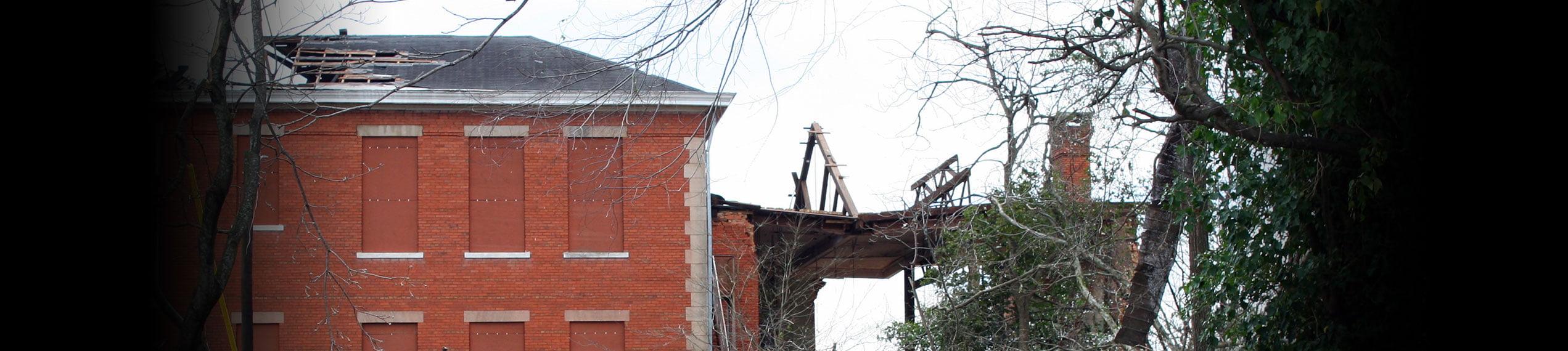 Wind & Storm Damage Repairs in Paul Davis Emergency Services of Southwest Oklahoma City, OK